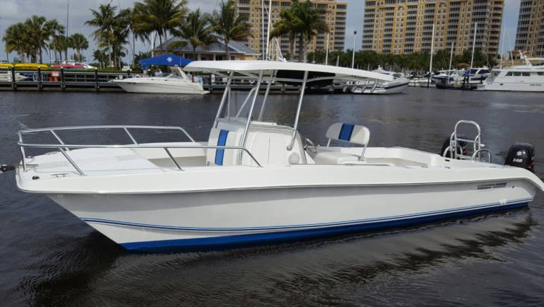Twin Vee Ocean Cat 26